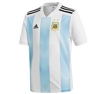 2018 World Cup Argentina Short Home Jersey (Copy)