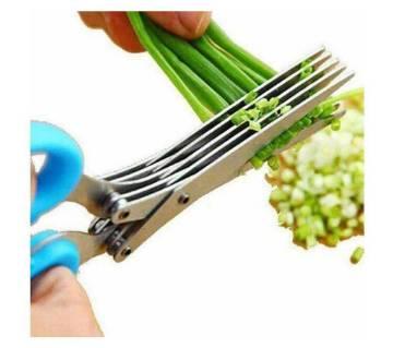Vegetable Cutter Kitchen Scissors