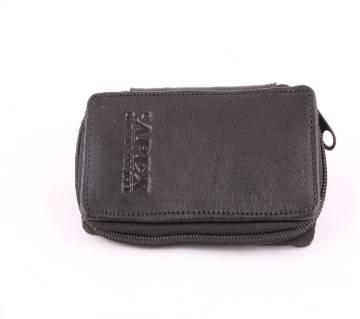 keys rings  Leather Wallet