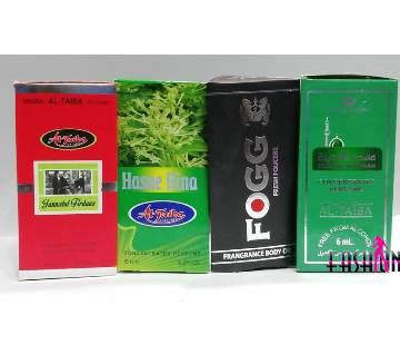 4 pcs perfume combo offer 6 ml - france