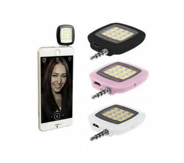 Selfie 16 LED Camera Flash Light (1pcs)