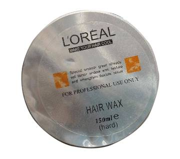 Loreal Hair Wax-150gm-france