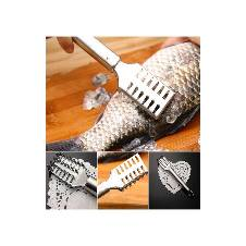 Stainless Steel Fish Scalier Remover Home Kitchen Gadgets