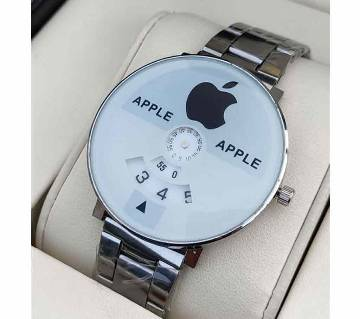 Apple Mens Wrist Chain.Watch-Copy
