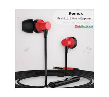 Remax RM-512  Weired Earphone