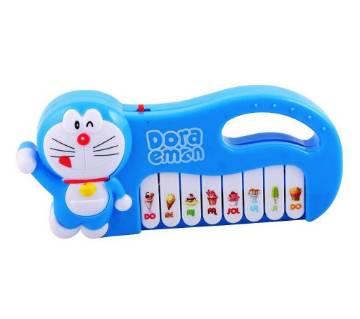 Doraemon Shaped Piano For Kids