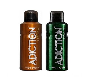 ADICTION STRONG BODY SPRAY For Mens-150ml-India