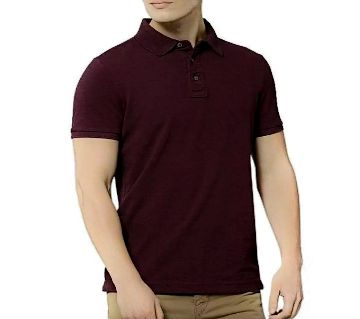 Mens New Casual Half Sleeve Polo t-Shirt For Men