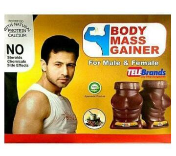 BODY MASS GAINER Suppliment-800gm-India