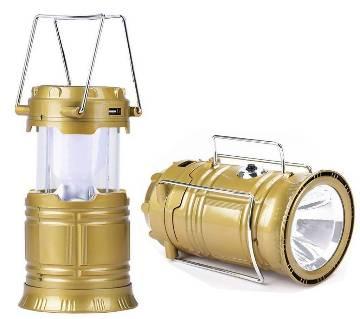 সোলার LED ল্যান্টার্ন টর্চ লাইট ল্যাম্প কাম পাওয়ার