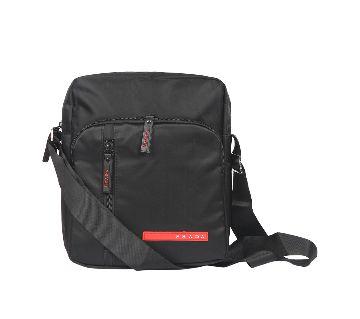 Black Side bag for Men (Multi Functioned)