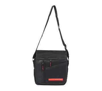 Black Side bag for Card or Passport Documents