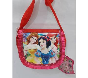 Artificial Leather Kids Bag