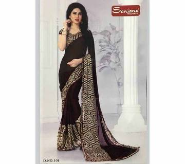 Indian Pure Bombay Silk Sharee