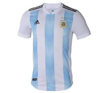 World Cup 2018 হাফ স্লিভ Argentina জার্সি (কপি)