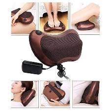 Electric massage pillow