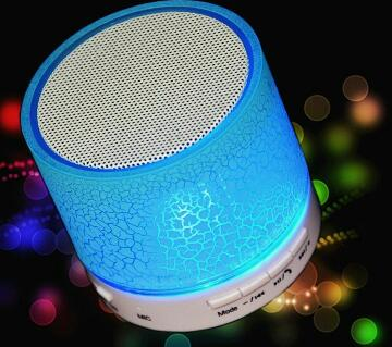 Portable Mini Bluetooth Speaker - 1 pc