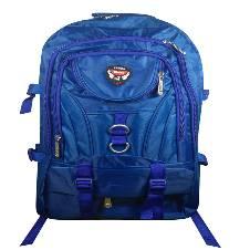 Blue Color Travel backpack