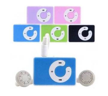 Digital MP3 Player With Headphone - 1 Pc