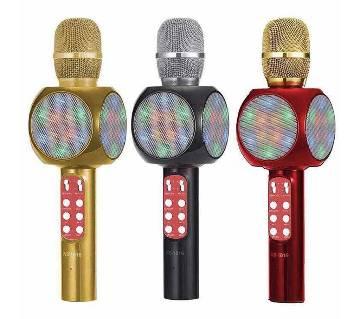 Portable Bluetooth Speaker + Microphone