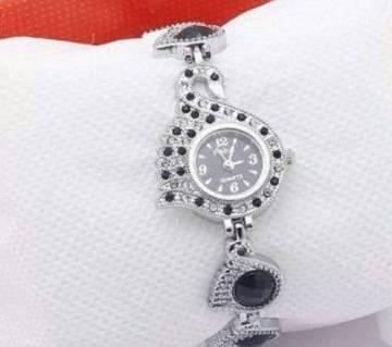 PEACOCK PRIDE Ladies Wrist Watch