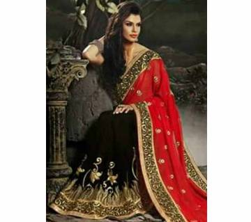 Indian Designer Georgette Saree