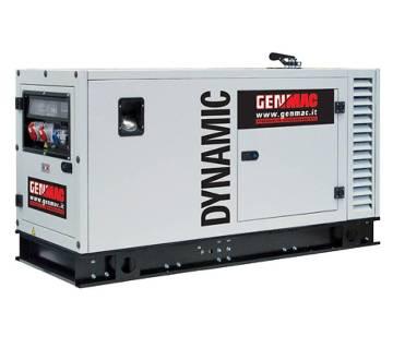 GENMAC Dynamic G20PSA, 20KVA-Diesel Generator