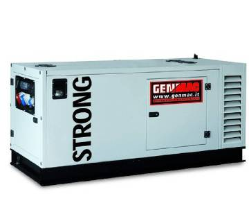 GENMAC Strong G30PSA, 30KVADiesel Generator