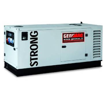 GENMACStrong G45PSA, 45KVA Diesel Generator