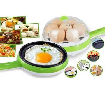 Multifunctional Egg Boiler And Fry Pan