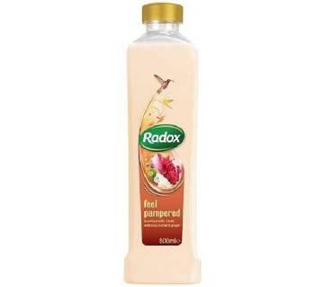 Radox Feel Pampered Bath Soak 500ml