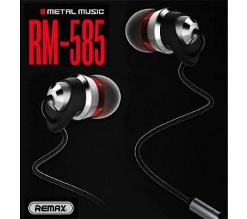 Remax RM-585 Earphones 3.5mm