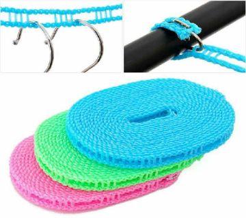 Anti Slip Clothsline/ Cloth Hanging Rope - 5 Meter