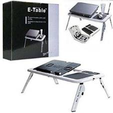 Foldable Laptop Cooling Table with fan