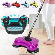 Magic Broom Spinning Sweeper