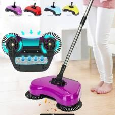 Magic Broom Spinning Sweeper