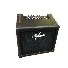 Alphanso 52 watt Guitar and Instrument Amp Rock 52-Black
