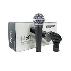 Shure SM 58 মাইক্রোফোন