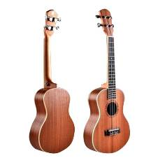 Concert Size 24-30 উকুলেলে - Wooden