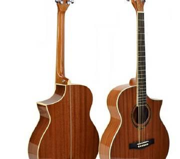 The Rose Cutaway TR 62A Guitar + Gig Bag+Picks