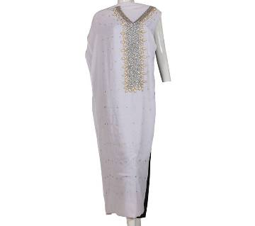 Unstitched Georgette Kameez