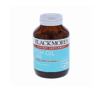 Blackmores Omega 3 Dietary Supplement Capsule - 120pcs (UK)