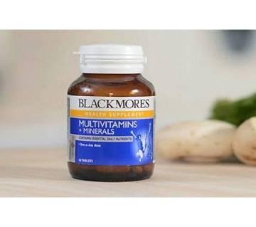 BLACKMORES Multivitamins+ minerals Health Supplement Tablet(Aus)