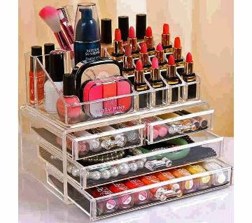 Cosmetics Makeup Organizer Case Storage