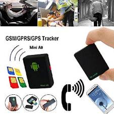Mini A8 Global Real Time Tracker A8 জিপিআর এস ট্র্যাকিং ডিভাইস