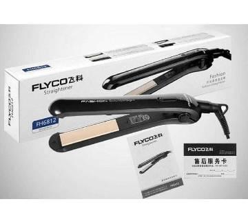 Professional Ceramic Electric Hair iron Straightening Iron হেয়ার স্ট্রেইটনার Flat Styling Tools Dry