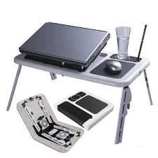 Folding Laptop table witch fan