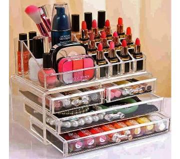 Cosmetics Makeup Organizer Case Storage