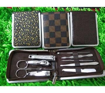 Manicure & Pedicure Zipper Set