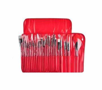 Professional Makeup Brushes- 24 pcs
